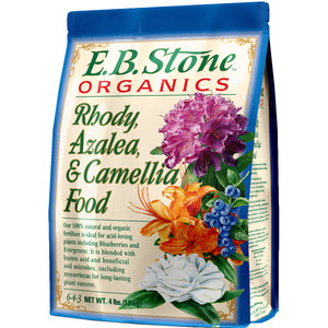 Rhody, Azalea & Camellia Food 4# Bag