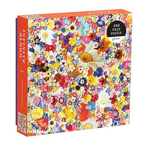 Infinite Bloom Galison Puzzle 500pcs