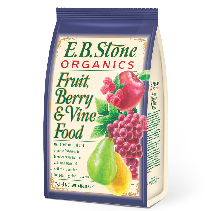 Fruit Berry & Vine Food 4# Bag