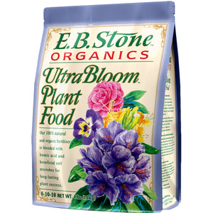 Ultra Bloom Plant Food 4# Bag