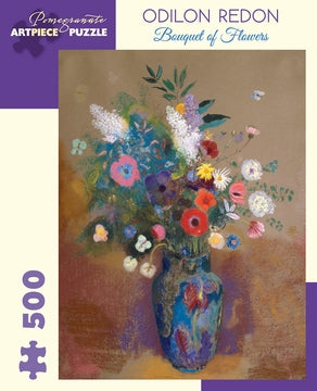 Bouquet Odilon Redon Pomegranate Puzzle 500pcs