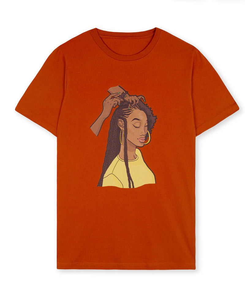 Braid My Hair T-Shirt