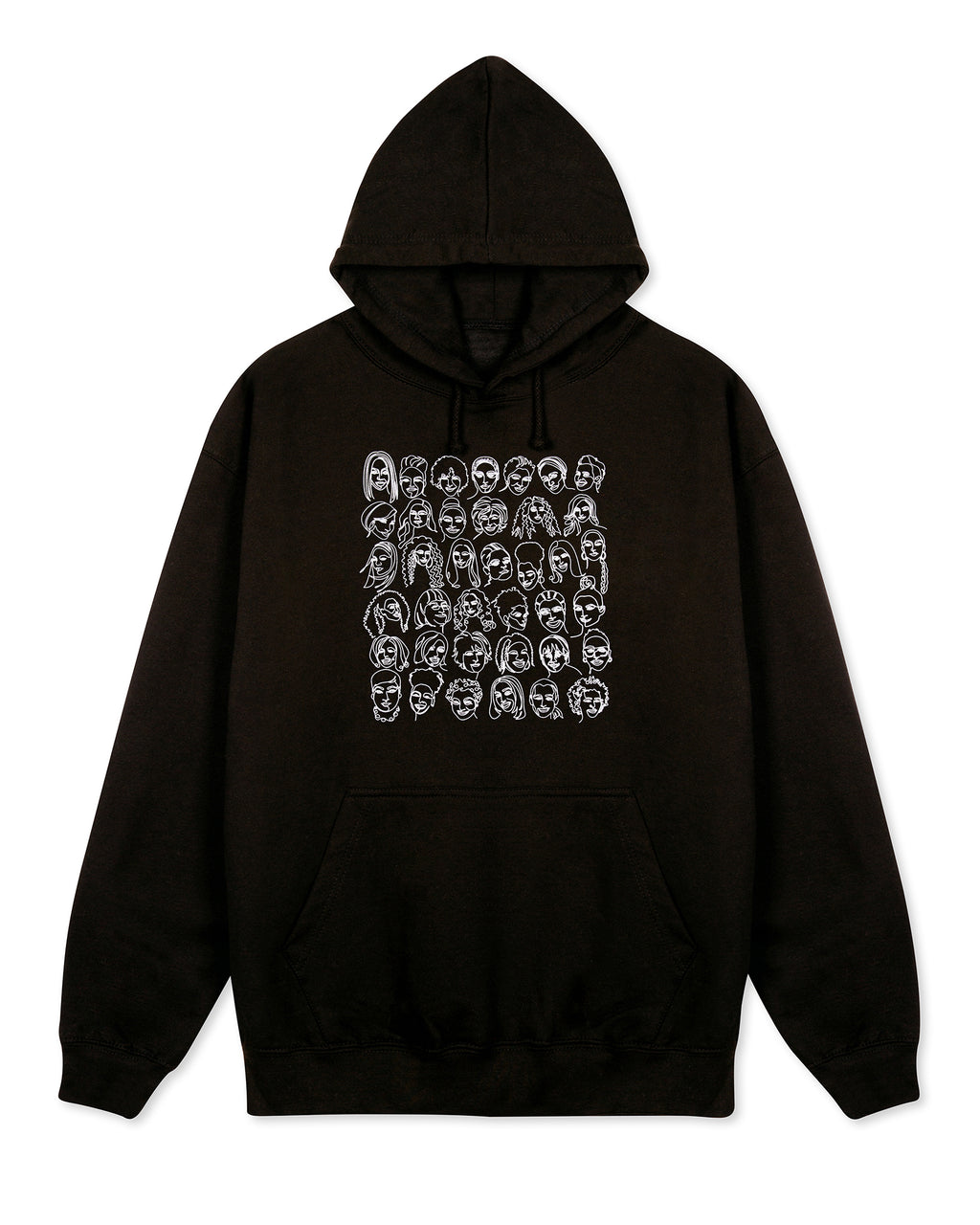 Queens of Black Britain Hoodie