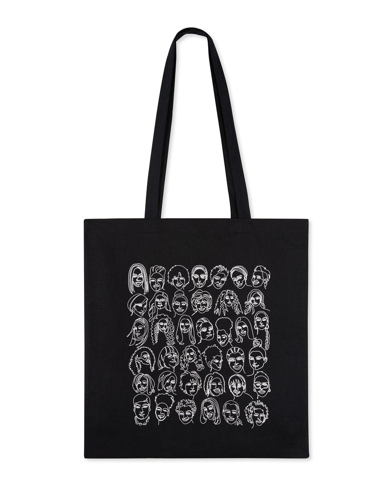 Queens of Black Britain Tote Bag