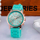 Breezy Silicone Watch