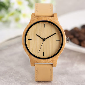 Passion Wooden Watch