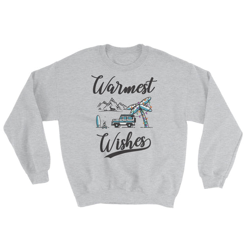 Warmest Wishes Sweatshirt