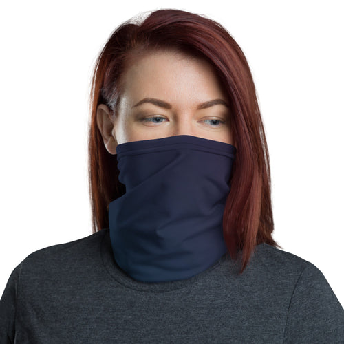 Black Gradient Neck Gaiter