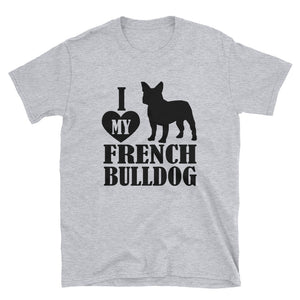 I ❤️ My French Bulldog T-Shirt