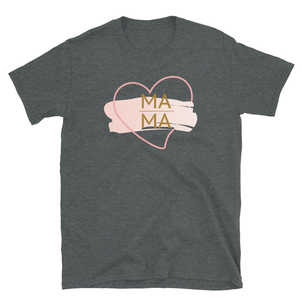 MAMA with Heart T-Shirt