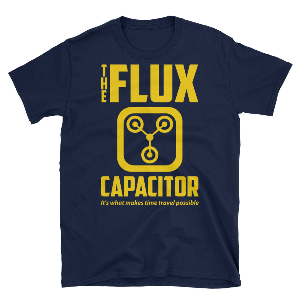 The Flux Capacitor Short-Sleeve T-Shirt