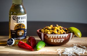 Vegan Black Bean & Corn Salsa Recipe