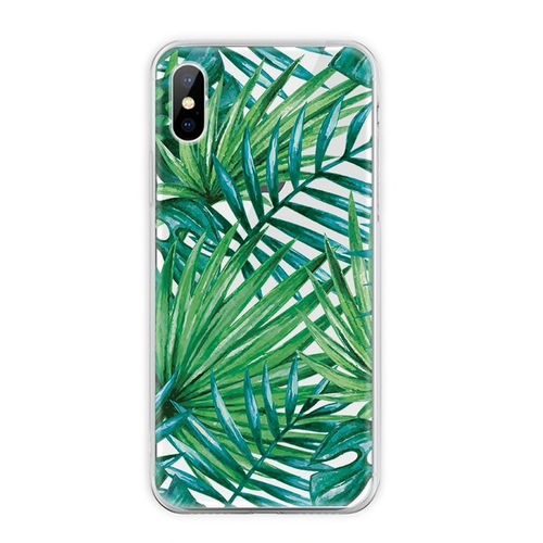 Green Leaves Case