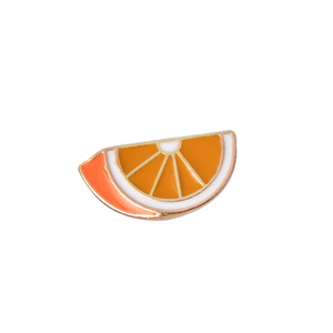 Orange Slice Pin