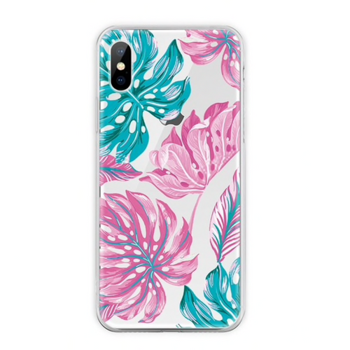 Tropical Leaves Case