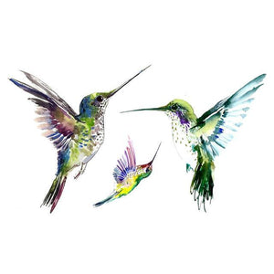 Birds Temporary Tattoos