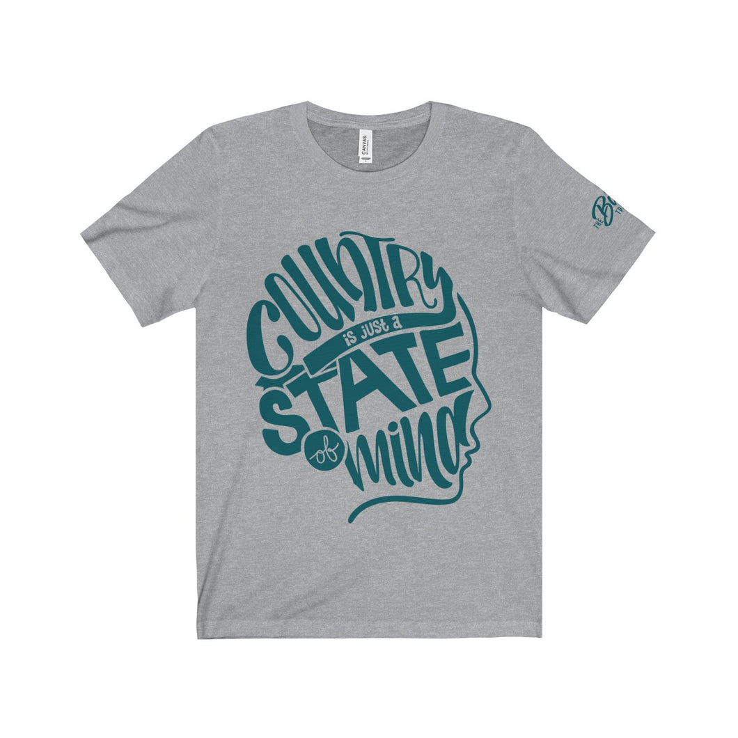 Country is Just a State of Mind - Teal