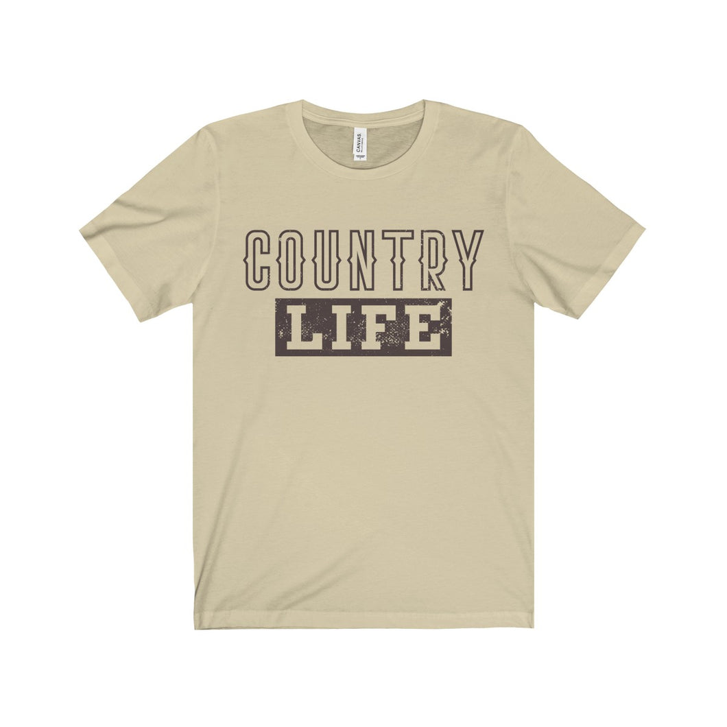 Country Life - Brown