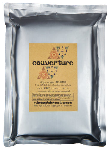Couverture (70% cacao) 1 kg FREE SHIPPING