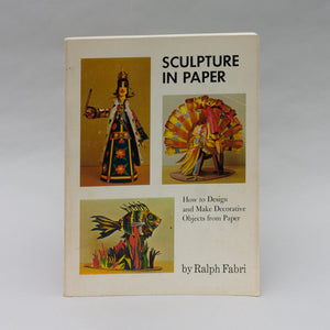 Sculpture In Paper