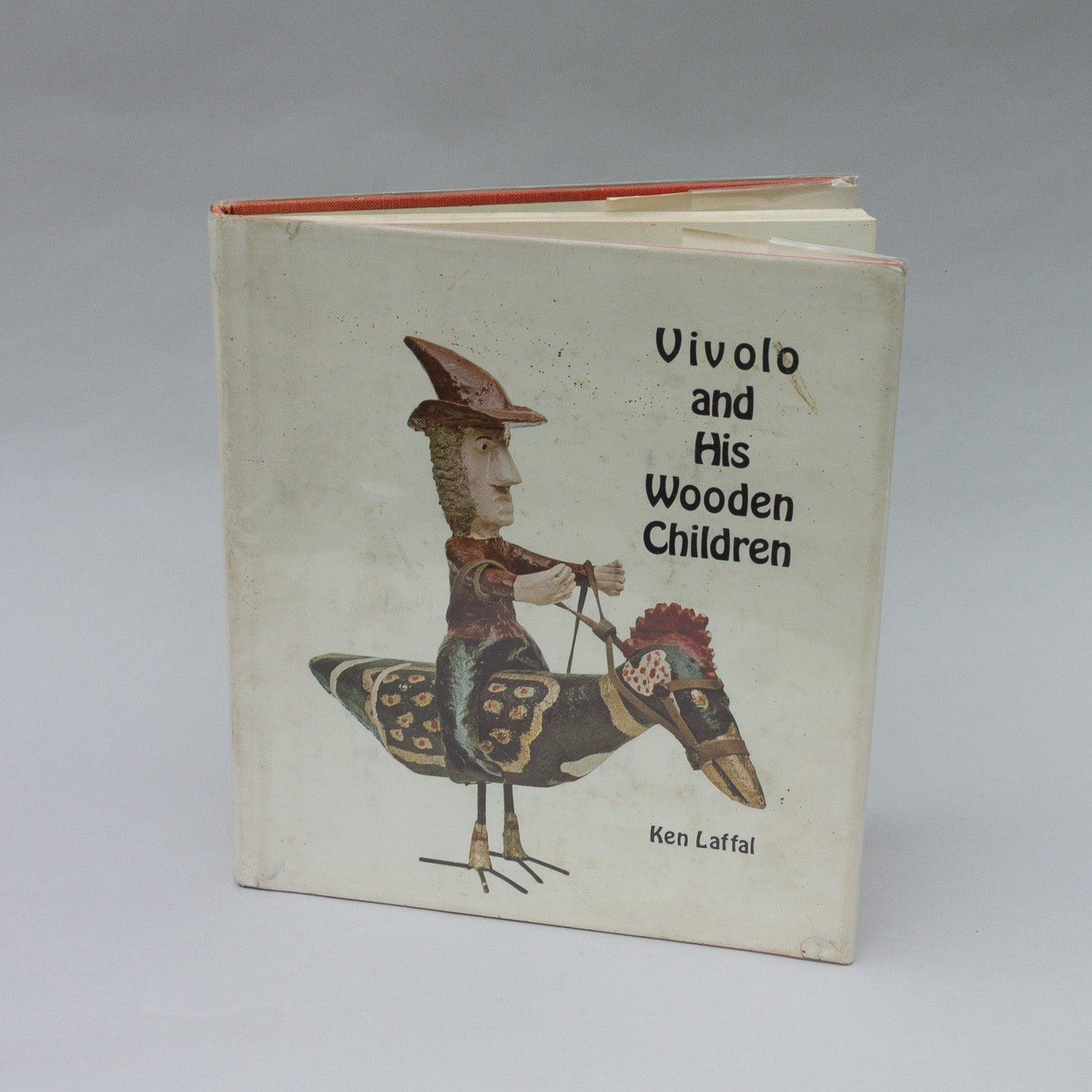 Vivolo and His Wooden Children