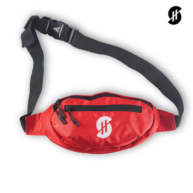 Stayhoops Waist Bag Red