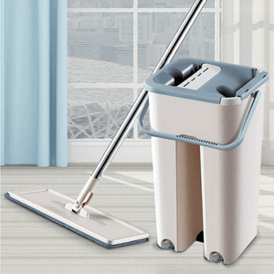Magic Hands-Free Mop | Clean Quicker And Easier (30% OFF)