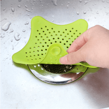 Load image into Gallery viewer, Star Sink Strainer For Kitchen And Bathroom | Protects Your Drain From Hair And Food - OFFLIVING.