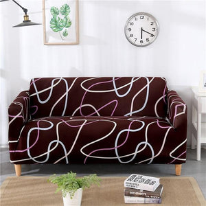 Elastic Sofa Cover | Protects And Looks Great | All Sizes - OFFLIVING.