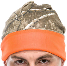 Adult Reversible Beanie in Realtree Edge Camo Print