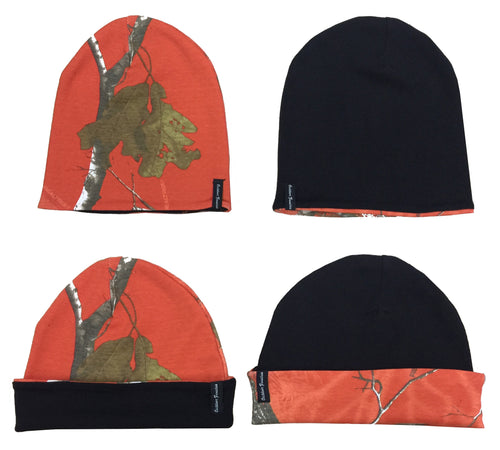 Realtree Reversible Beanie Youth