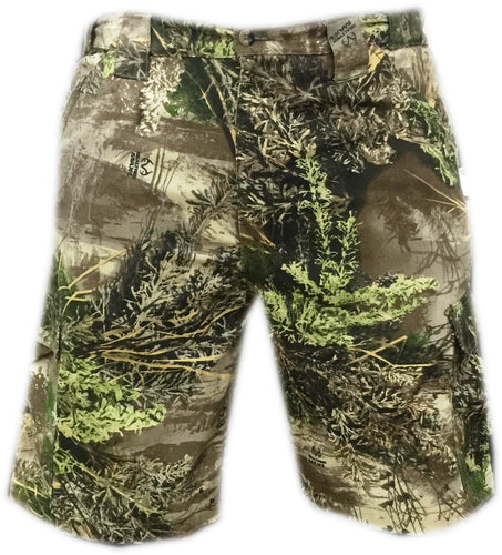 Men's Cargo Shorts in Realtree Max 1 Camo Print