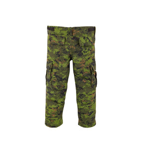 Toddler Cargo Pants Military Camo