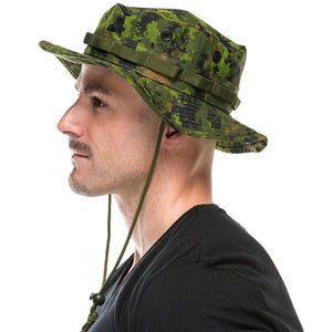 Men's Boonie Hat with Removable Sun Guard