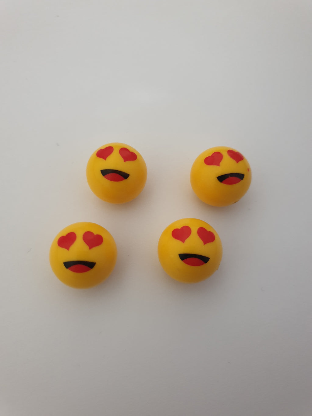 Love Emoji Valve Stem