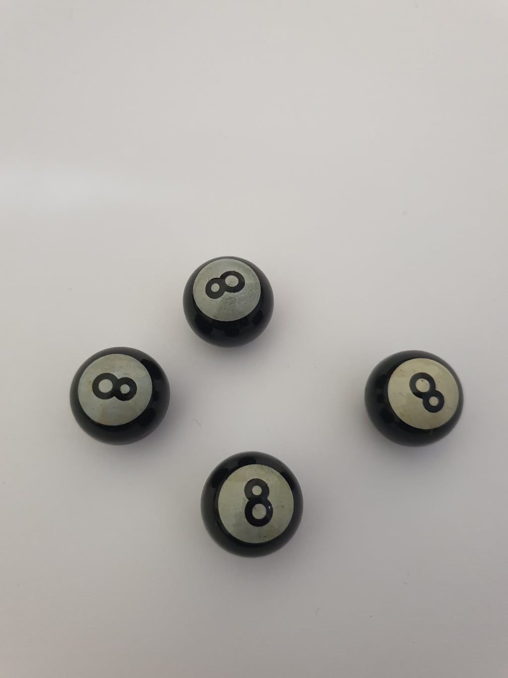 Pool Ball 8 Valve Stem
