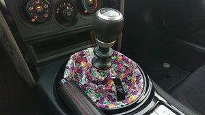 Purple park shift boot