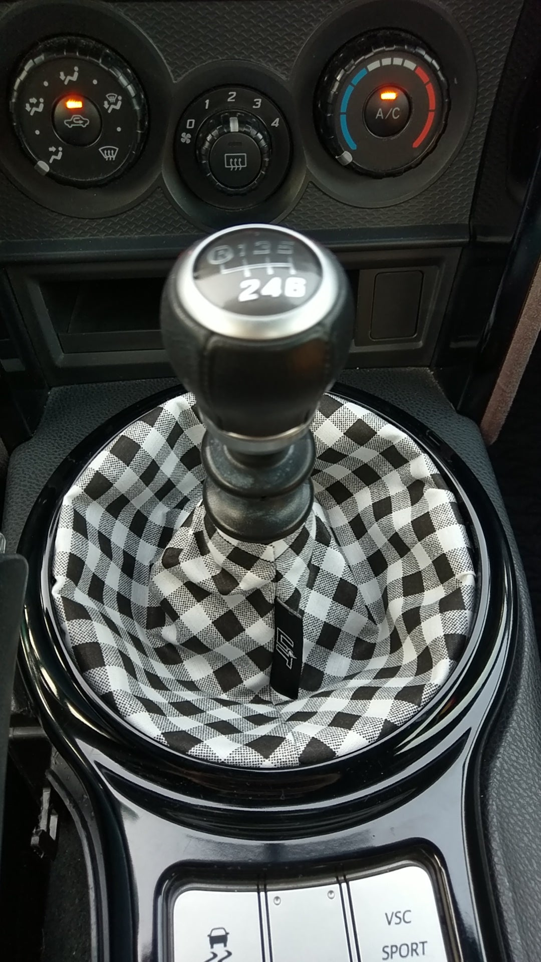 BLKW Shift Boot