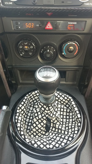 The BW Wall Shift Boot