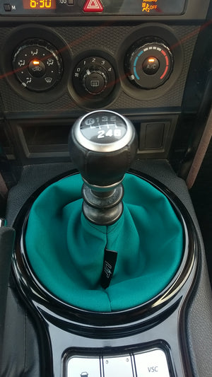 Green Sea Plain Shift Boot