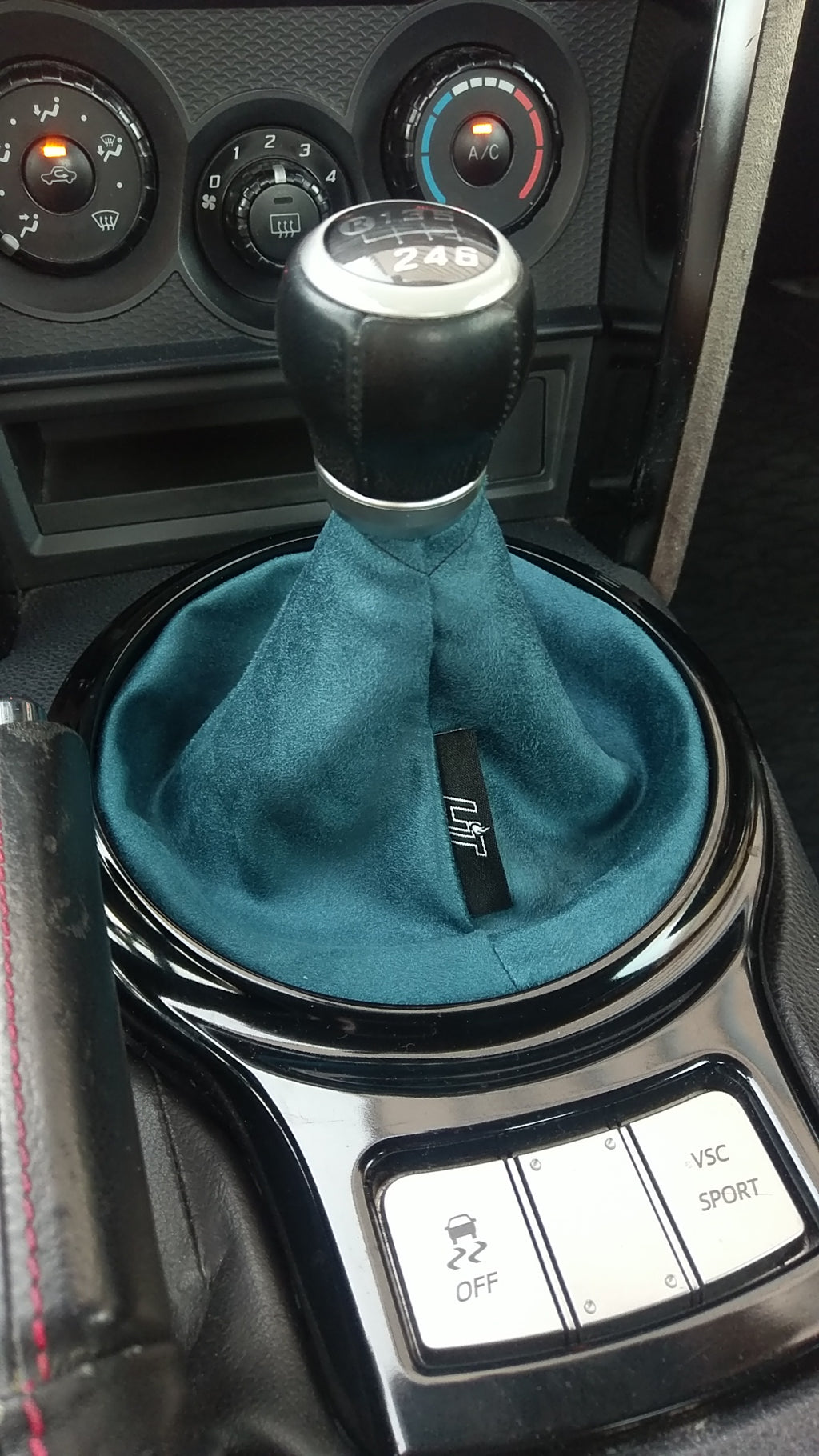 suede shift boot , shift boot