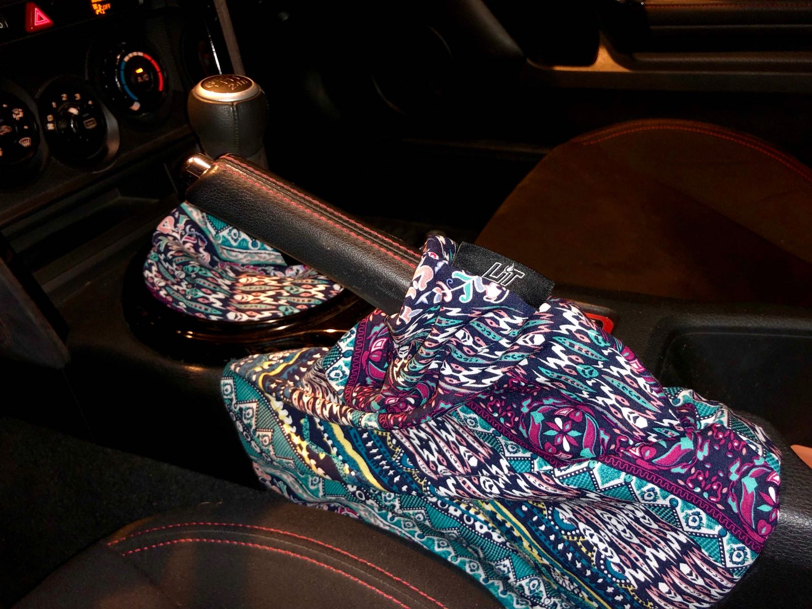 Loly shift boot