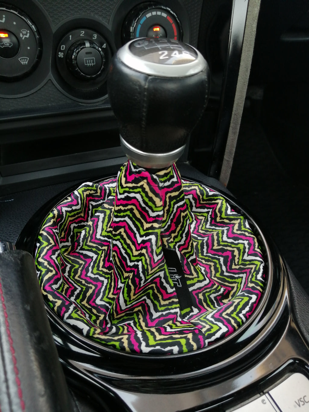 Z5T Shift Boot