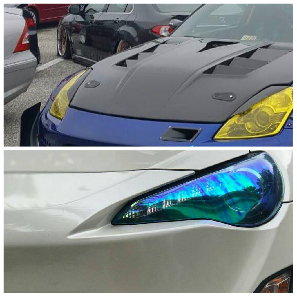 Headlights Foil