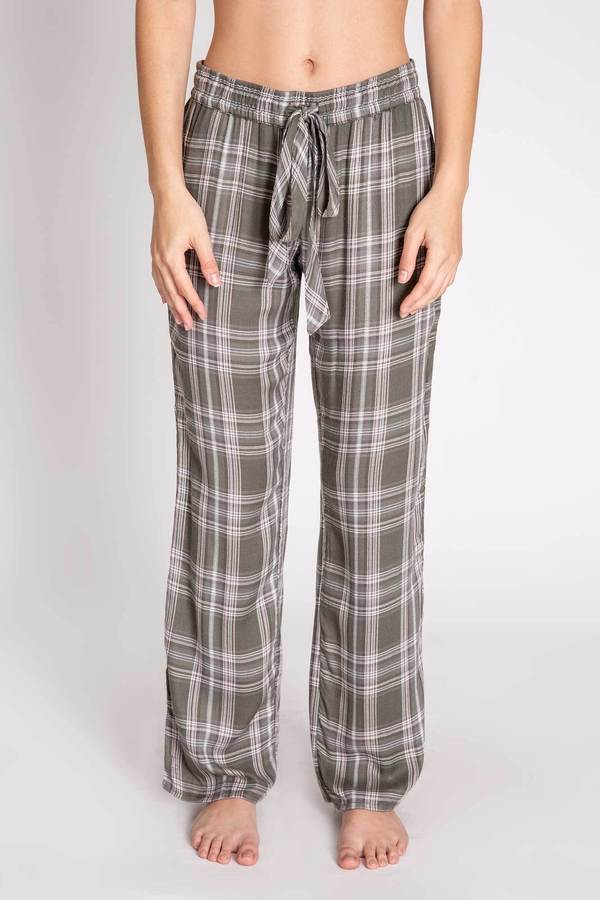 PJ Salvage - Mad for Plaid Pant - HeidiHo2