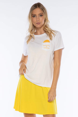 Suburban Riot - Pocketful of Sunshine Loose Tee - HeidiHo2
