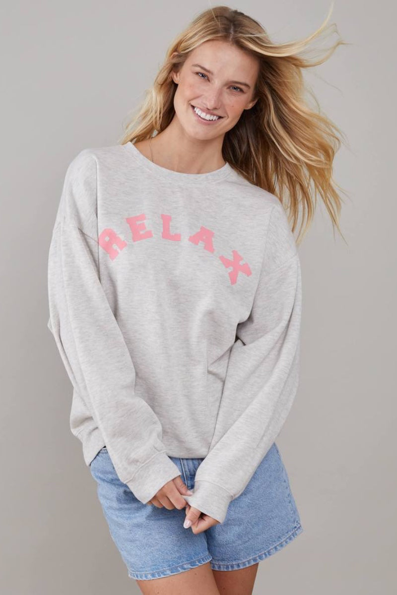 South Parade - Alexa Oversized Sweatshirt - Relax