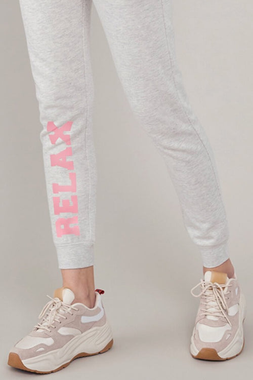 South Parade - Lucy - Sweatpant - Relax in Light Heather Grey