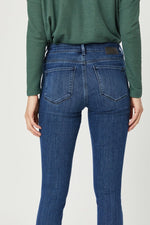 Mavi - Tess in Mid Tonal Supersoft Jeans