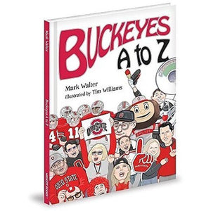 Buckeyes A to Z by Mark Walter
